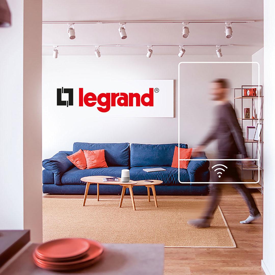 Photo Création de brochure Legrand et Netatmo